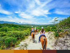 Vida Aventura Nature Park Horseback Riding