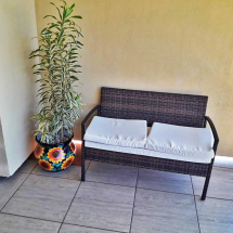 STUDIO APARTMENT - EXTERNAL LIVING ROOM