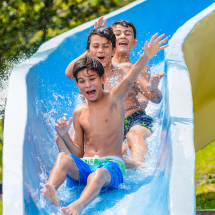 Vida Aventura Nature Park - Water Slide
